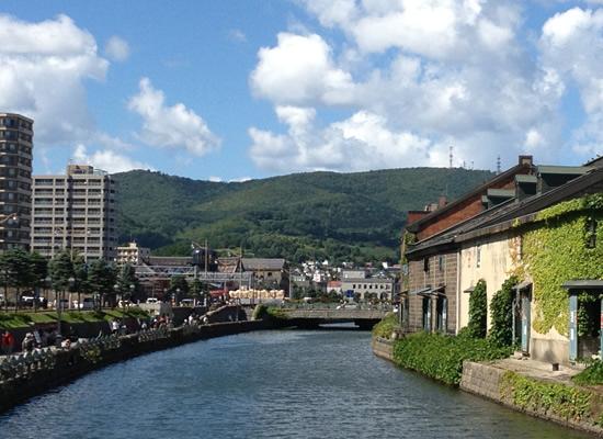 小樽運河/イメージ