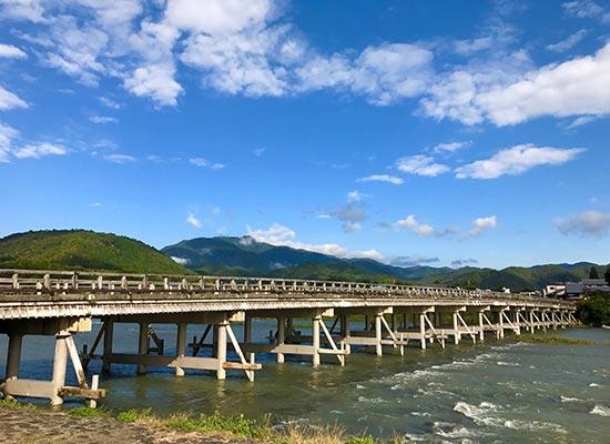 渡月橋(イメージ)