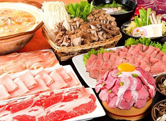 肉屋の10大食べ放題(イメージ)