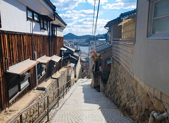 尾道 町並み_イメージ
