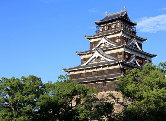 広島城(イメージ/入館料は別途かかります。)