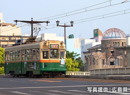 広島_路面電車(イメージ)