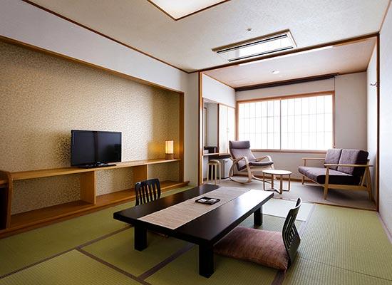 ホテル大雪 客室一例