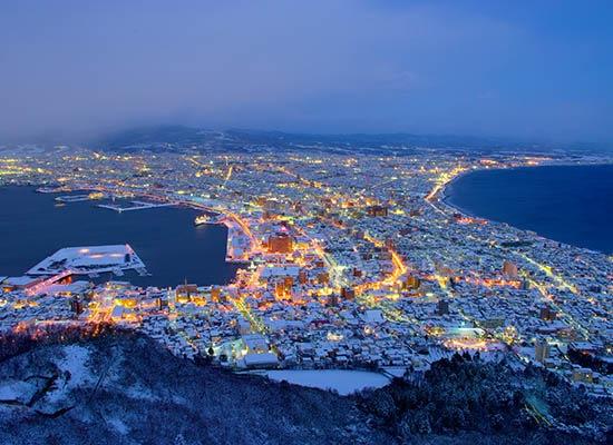 北海道_函館山夜景(イメージ)