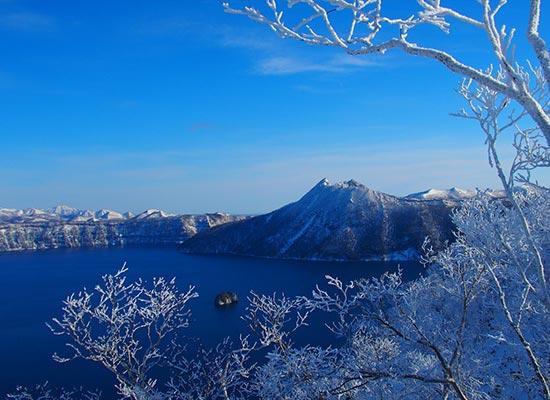 冬の摩周湖/イメージ