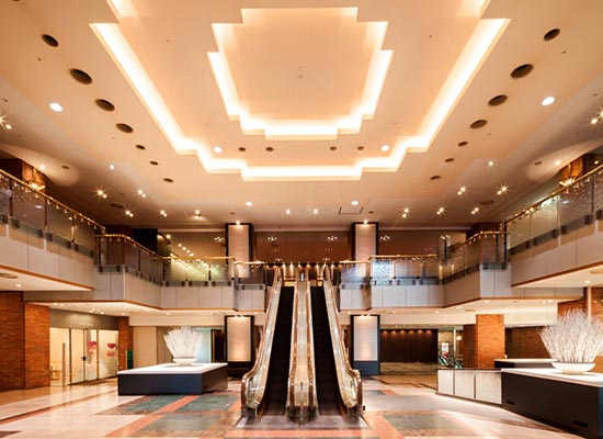 【アレンジ】ANAクラウンプラザホテル札幌 ロビー