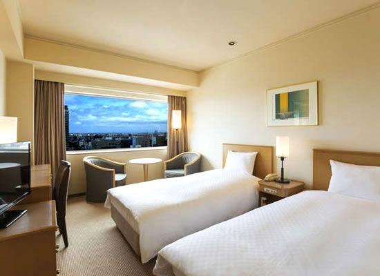 <センチュリーロイヤルホテル> 客室一例