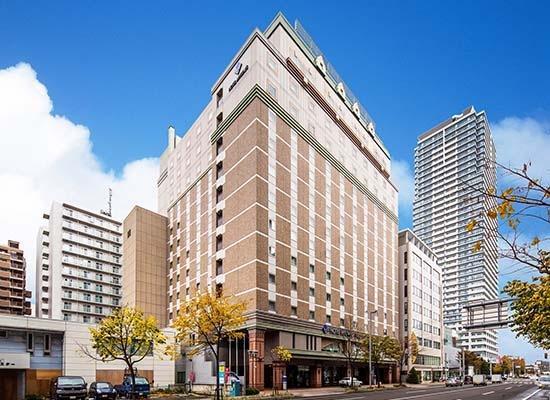 ホテルマイステイズ札幌アスペン ホテル外観