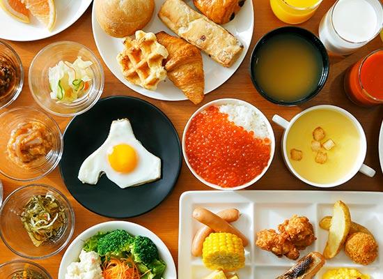 札幌東急REIホテル 朝食イメージ