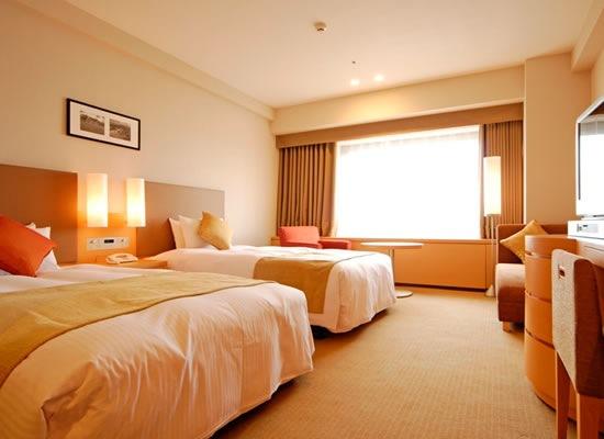 札幌ビューホテル大通公園 客室一例