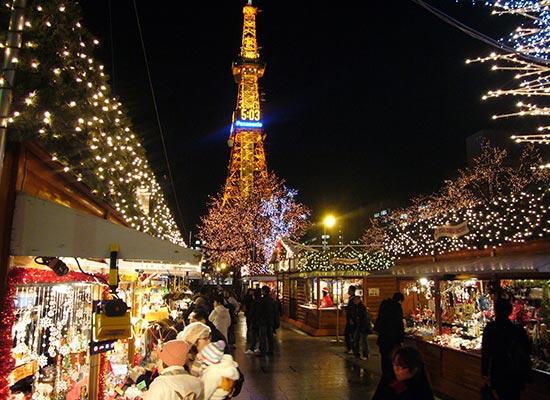 <おすすめイベント>ミュンヘン・クリスマス市 in Sapporo(イメージ)