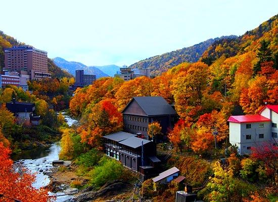 北海道_定山渓(イメージ)