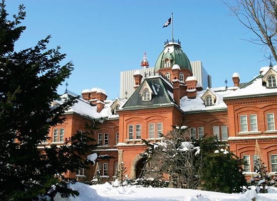 札幌_北海道庁旧庁舎(イメージ)