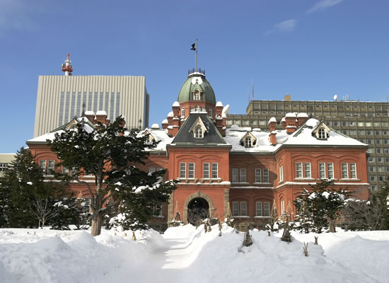 北海道庁旧市庁舎(イメージ)