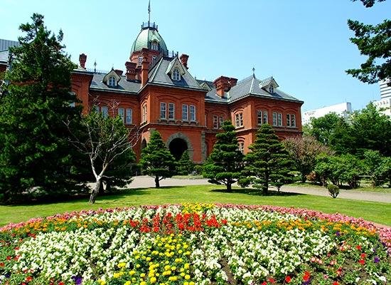 <おすすめ観光>北海道本庁旧本庁舎(イメージ)