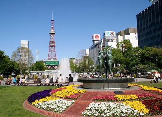 大通り公園/イメージ