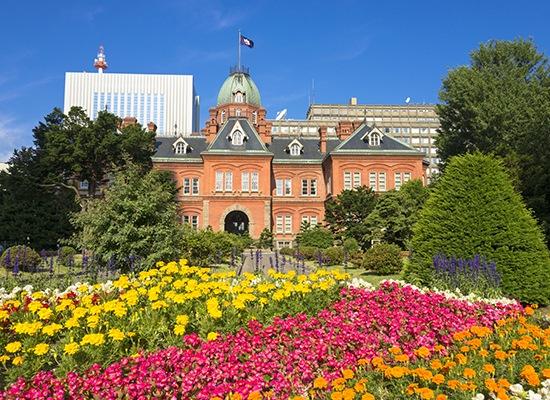 北海道庁旧本庁舎(イメージ)