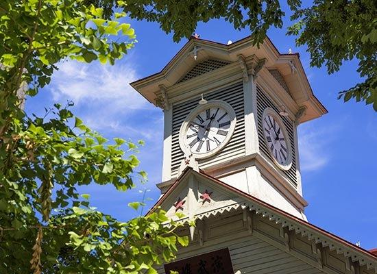 札幌時計台(イメージ)