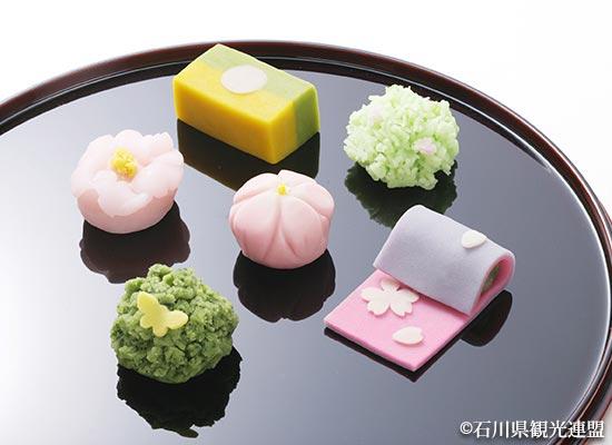金沢_和菓子(イメージ)