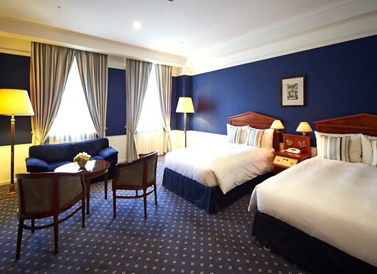 ホテルアムステルダム客室一例