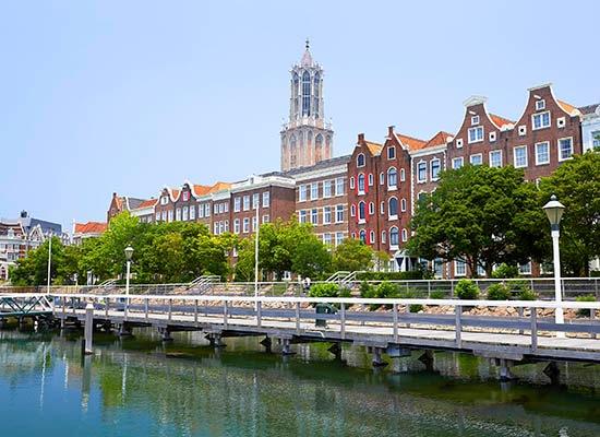 ホテルアムステルダム・外観