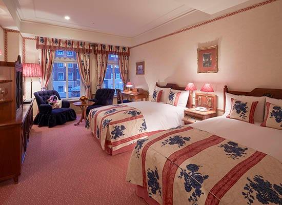 ホテルヨーロッパ・客室一例