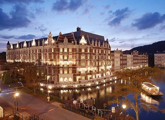 【宿泊施設一例】ホテルヨーロッパ<BR>園内最上級のおもてなしをご提供