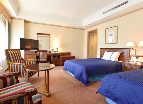 ウォーターマークホテル・客室一例