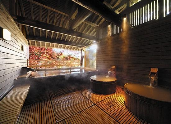 岸権旅館 温泉(イメージ)