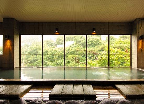 ほてる白河湯の蔵 ホテル浴場(イメージ)