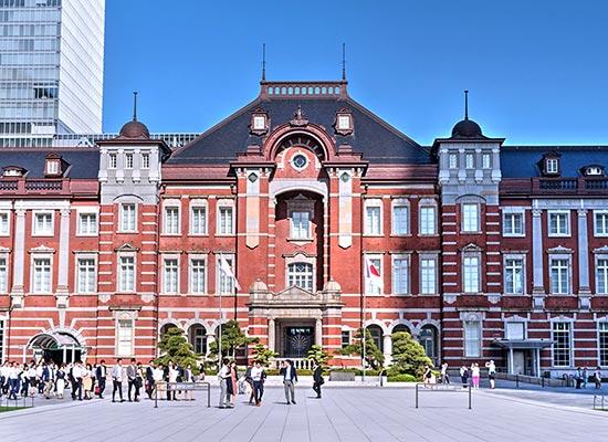 東京駅(イメージ)