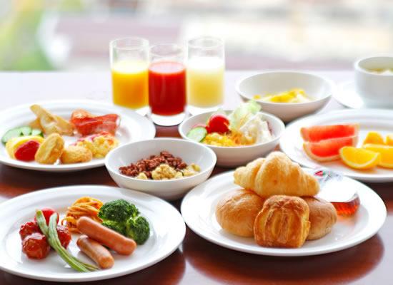 ホテル京阪 ユニバーサル・タワー 朝食(イメージ・有料)