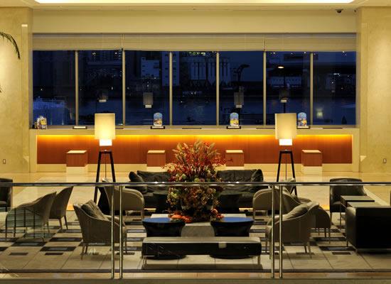 ホテル京阪ユニバーサル・タワー・ロビー