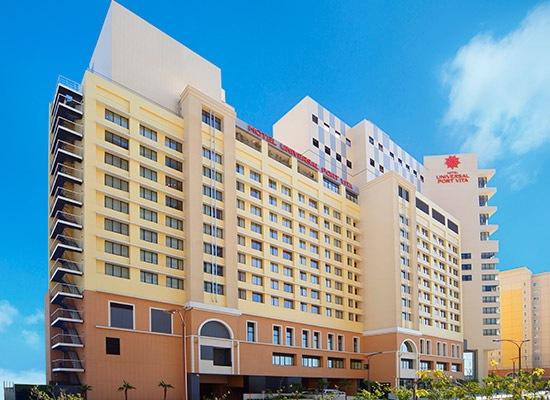 ホテル ユニバーサル ポート ヴィータ・外観(イメージ)