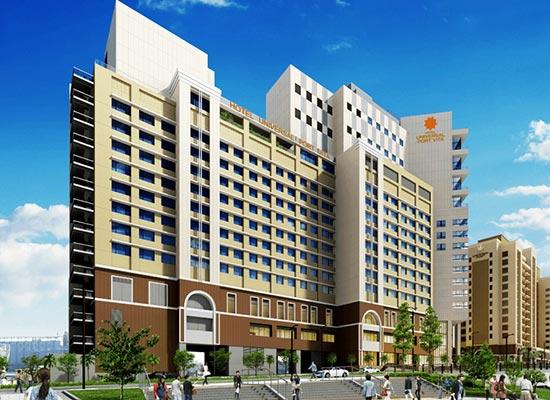 ホテルユニバーサルポートヴィータ・外観(イメージ)