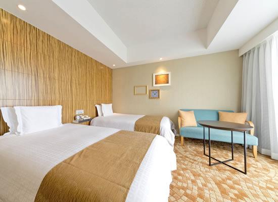 ホテル ユニバーサル ポート<br>客室一例