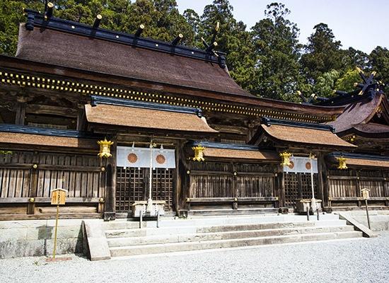 熊野本宮大社(イメージ)