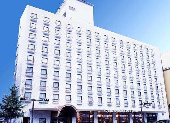 京都新阪急ホテル_外観(イメージ)