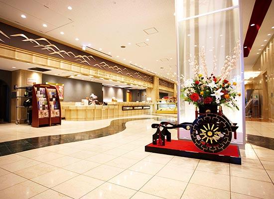 京都新阪急ホテル_ロビー(イメージ)