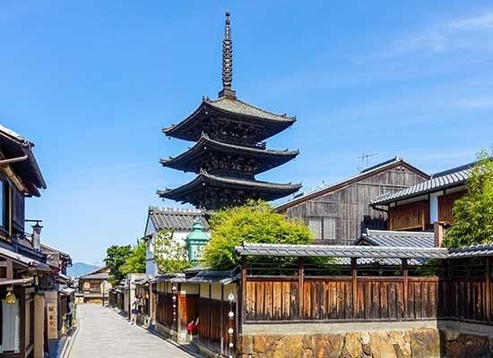 京都_八坂の塔(イメージ)