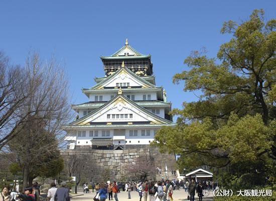 大阪城(イメージ)