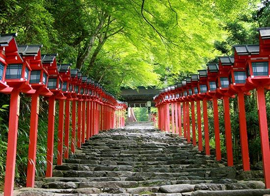 京都 貴船神社(イメージ)