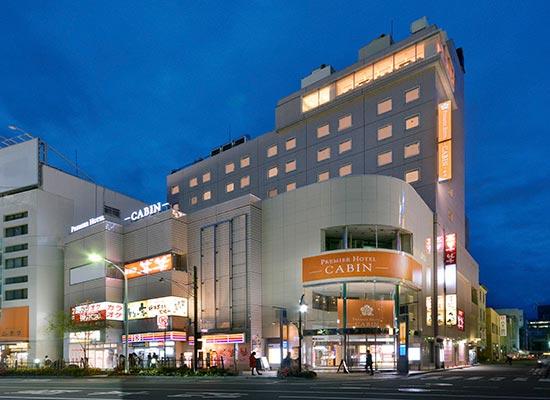 プレミアホテル松本_外観夜(イメージ)