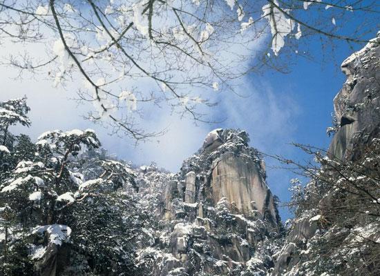 山梨県/昇仙峡・冬(イメージ)