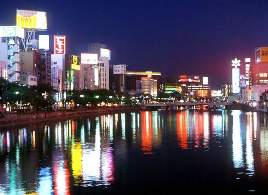 福岡 夜景(イメージ)