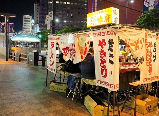 福岡_屋台(イメージ)