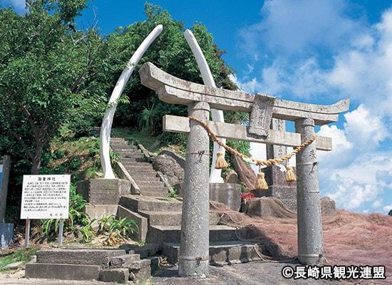 海童神社(五島列島)