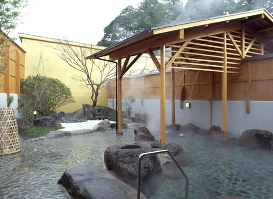 茶心の宿 和楽園_露天風呂(イメージ)