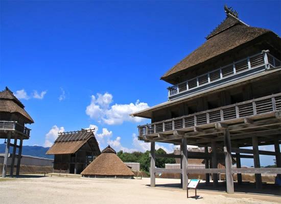 吉野ヶ里遺跡(イメージ)