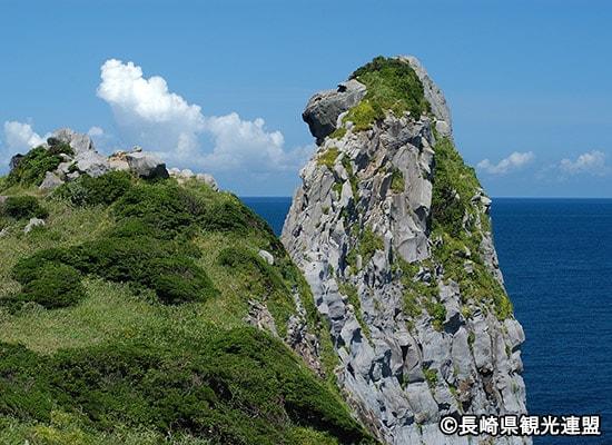 壱岐島_猿岩
